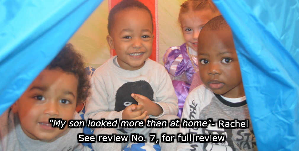 Little Blessings Croydon Nursery Review
